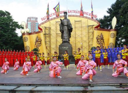 Khai lễ kỷ niệm 1.000 năm Thăng Long