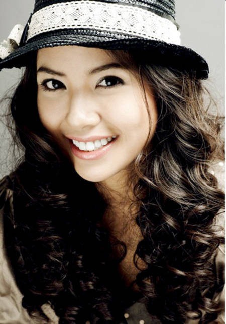Kiều Khanh là Á hậu 1 Nữ hoàng khu vực châu Á