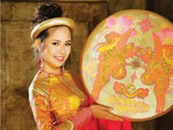 Kiều Khanh tạo ấn tượng đẹp tại cuộc thi HHTG 2010