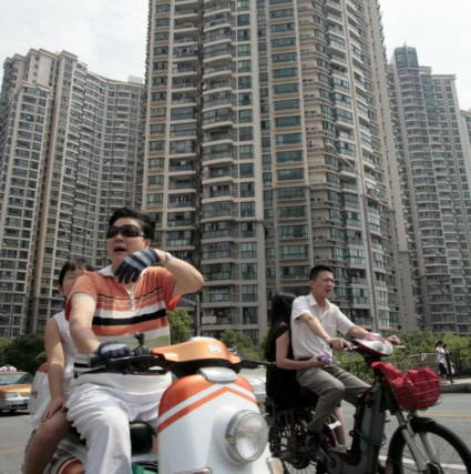 Kinh tế Trung Quốc quý 3 tăng trưởng thấp nhất trong 1 năm