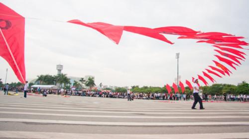 Liên hoan nghệ thuật diều Hà Nội