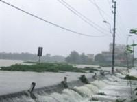 Lũ trên các sông từ Hà Tĩnh đến Thừa Thiên Huế đang lên