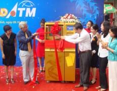 Máy ATM bán vàng miếng đầu tiên tại Việt Nam