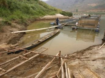 Mêkông cạn kiệt : Các nước hạ nguồn có thái độ gay gắt hơn với Trung Quốc