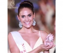 Người đẹp Nauy đoạt Miss World Top Model
