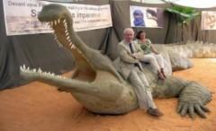 Những hoá thạch mới đã hé lộ một thế giới đầy cá sấu