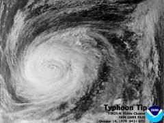 Những kỷ lục siêu bão trong lịch sử