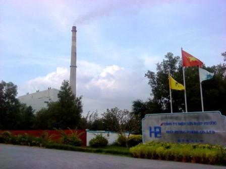 Nhà máy điện Hiệp Phước