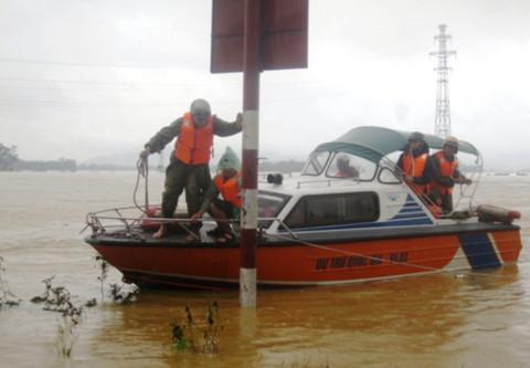 Nỗi đau bên bờ Sông Lam