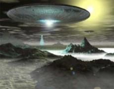 Sân bay Trung Quốc đóng cửa vì UFO