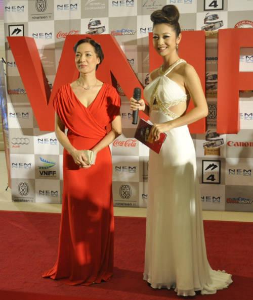 Sao Việt rực rỡ trên thảm đỏ bế mạc LHP