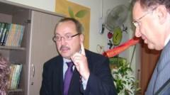 """""""Sự cố bùn đỏ là một bài học về khai thác bauxit - alumin"""" - Németh Zsolt, Quốc vụ khanh Hungary. Ảnh: ND."""