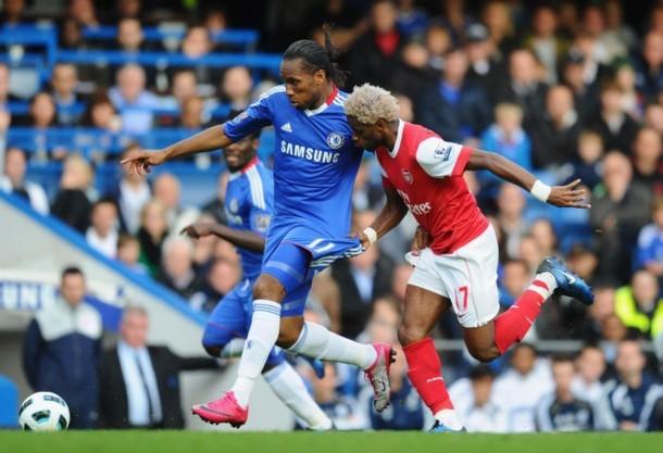 Thể hiện bản lĩnh, Chelsea đánh bại Arsenal