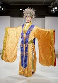 Thời trang thủ công từ các triều đại cổ: Cuộc thi thiết kế Hán phục quốc tế lần thứ ba