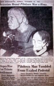 Thuyết tiến hóa: Vụ lừa đảo 'Piltdown Man' chấn động thế giới (Phần 2) - Tin180.com (Ảnh 4)