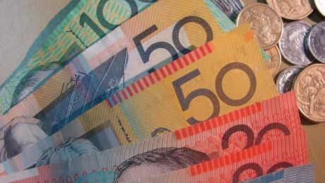 Tỉ giá đô-la Úc và đô-la Mỹ lên mức cao kỷ lục