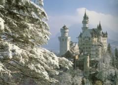 Tòa lâu đài cổ tích trong đời thực