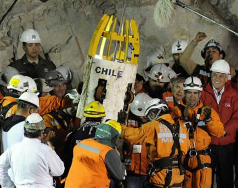 Toàn cảnh cuộc giải cứu bất hủ tại Chile.