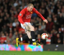 Cầu thủ Wayne Rooney của MU