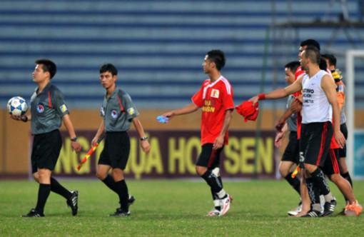 V- League mùa giải 2011 sẽ có nhiều thay đổi