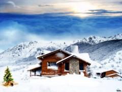 Wall Phong cảnh mùa đông cực đẹp