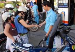 """Giá xăng dầu lại """"đòi"""" tăng (ảnh minh họa)."""