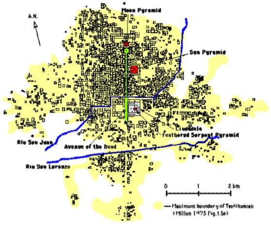 Bí ẩn Kim tự tháp 'Mặt Trời' ở Teotihuacan, Mexico - Tin180.com (Ảnh 17)