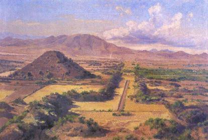 Bí ẩn Kim tự tháp 'Mặt Trời' ở Teotihuacan, Mexico - Tin180.com (Ảnh 4)