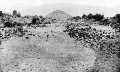 Bí ẩn Kim  tự tháp 'Mặt Trời' ở Teotihuacan, Mexico - Tin180.com (Ảnh 5)