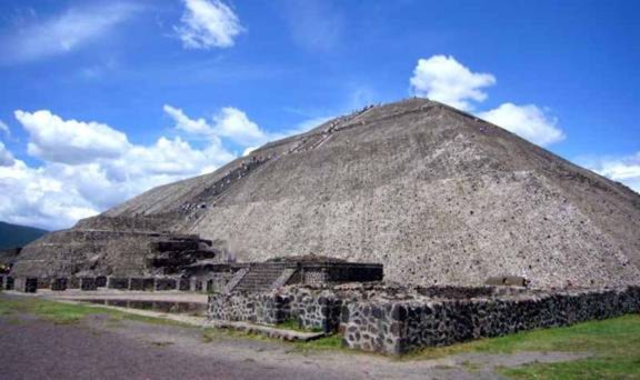 Bí ẩn Kim tự tháp 'Mặt Trời' ở Teotihuacan, Mexico - Tin180.com (Ảnh 15)
