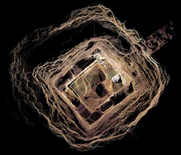 Bí ẩn Kim tự tháp 'Mặt Trời' ở Teotihuacan, Mexico - Tin180.com (Ảnh 16)