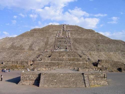 Bí ẩn Kim tự tháp 'Mặt Trời' ở Teotihuacan, Mexico - Tin180.com (Ảnh 19)