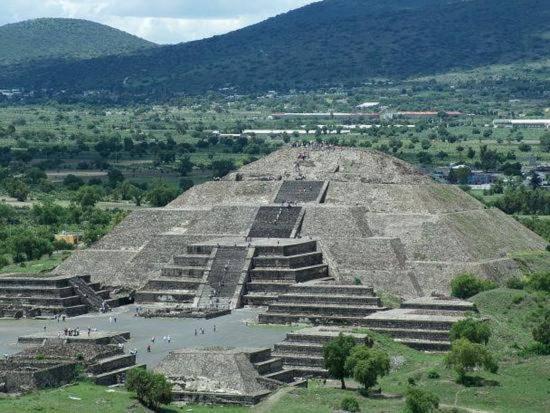 Bí ẩn Kim tự tháp 'Mặt Trời' ở Teotihuacan, Mexico - Tin180.com (Ảnh 20)
