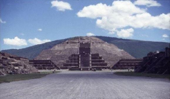 Bí ẩn Kim tự tháp 'Mặt Trời' ở Teotihuacan, Mexico - Tin180.com (Ảnh 21)