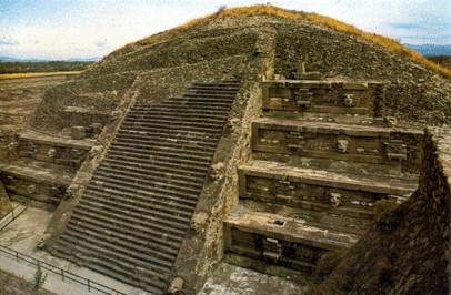 Bí ẩn Kim tự tháp 'Mặt Trời' ở Teotihuacan, Mexico - Tin180.com (Ảnh 23)