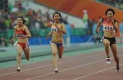 Cả hai VĐV Việt Nam vào bán kết chạy 100 m nữ Asiad