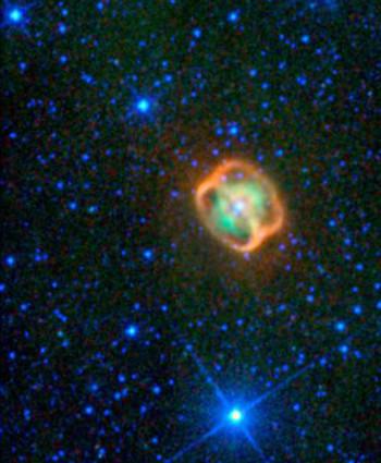 'Chiếc nhẫn' khổng lồ trong vũ trụ