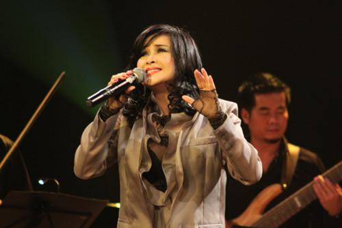 Con gái Thanh Lam bất ngờ lên sân khấu