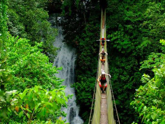 Costa Rica, thiên đường diệu kì