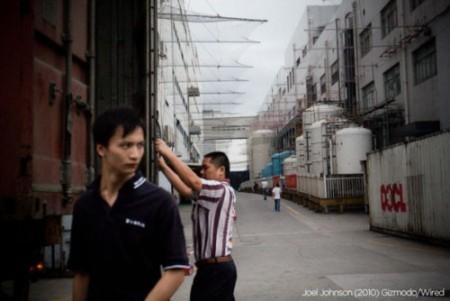 Cuộc sống của nửa triệu công nhân lắp ráp iPhone 4