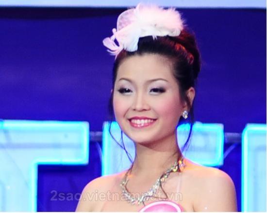 Đeo nhầm Số báo danh, Diễm Trang may mắn đoạt Miss Teen?