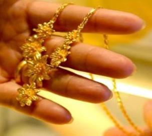 Giá vàng dưới 34,9 triệu đồng/lượng