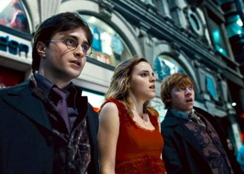 'Harry Potter 7' chưa ra mắt đã lập nhiều kỷ lục