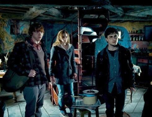 'Harry Potter 7' thu 125 triệu USD sau ba ngày chiếu