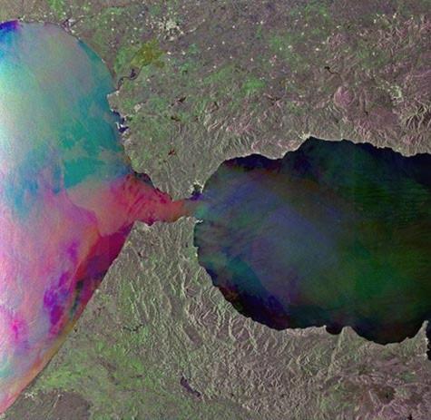 Hình ảnh chưa từng công bố về Trái đất