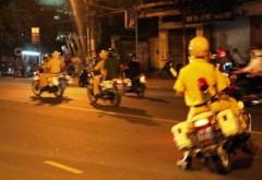 Hơn 70 quái xế 'bão đêm' bị bắt giữ