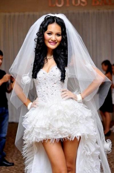 """Hương Giang: """"Đây là lần cuối cùng tôi nhắc đến đám cưới"""""""