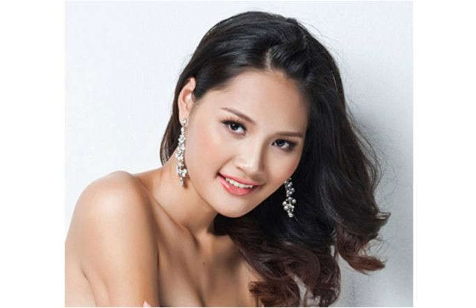 Hương Giang – người đẹp Việt nổi danh thế giới