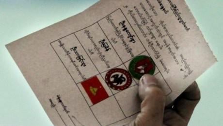 Kinh tế Myanmar sau cuộc tổng tuyển cử