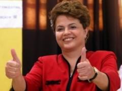 Lần đầu tiên trong lịch sử Brazil có nữ tổng thống